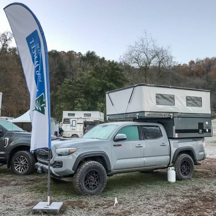 Used Toyota Campers For Sale: TRD Pro Tacoma And Four Wheel Camper