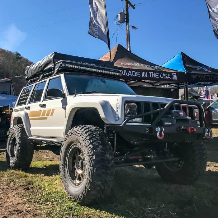 Jeep Cherokee XJ | GearJunkie