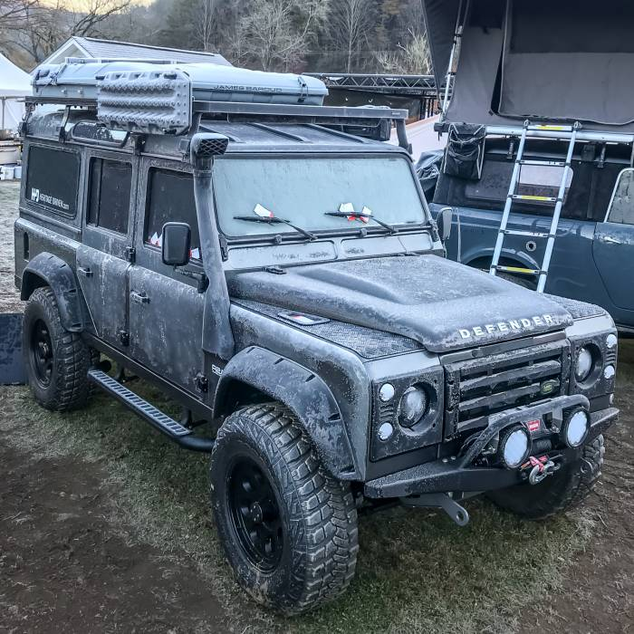 Land Rover Defender 110 HD | GearJunkie