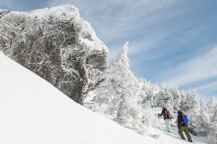 ski trip contest High Sierra