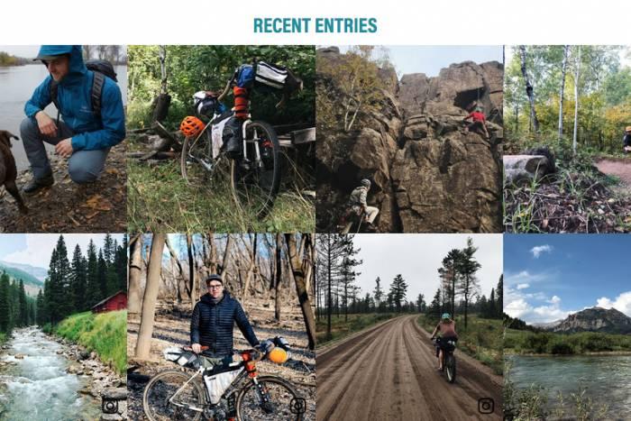 High Sierra ski contest
