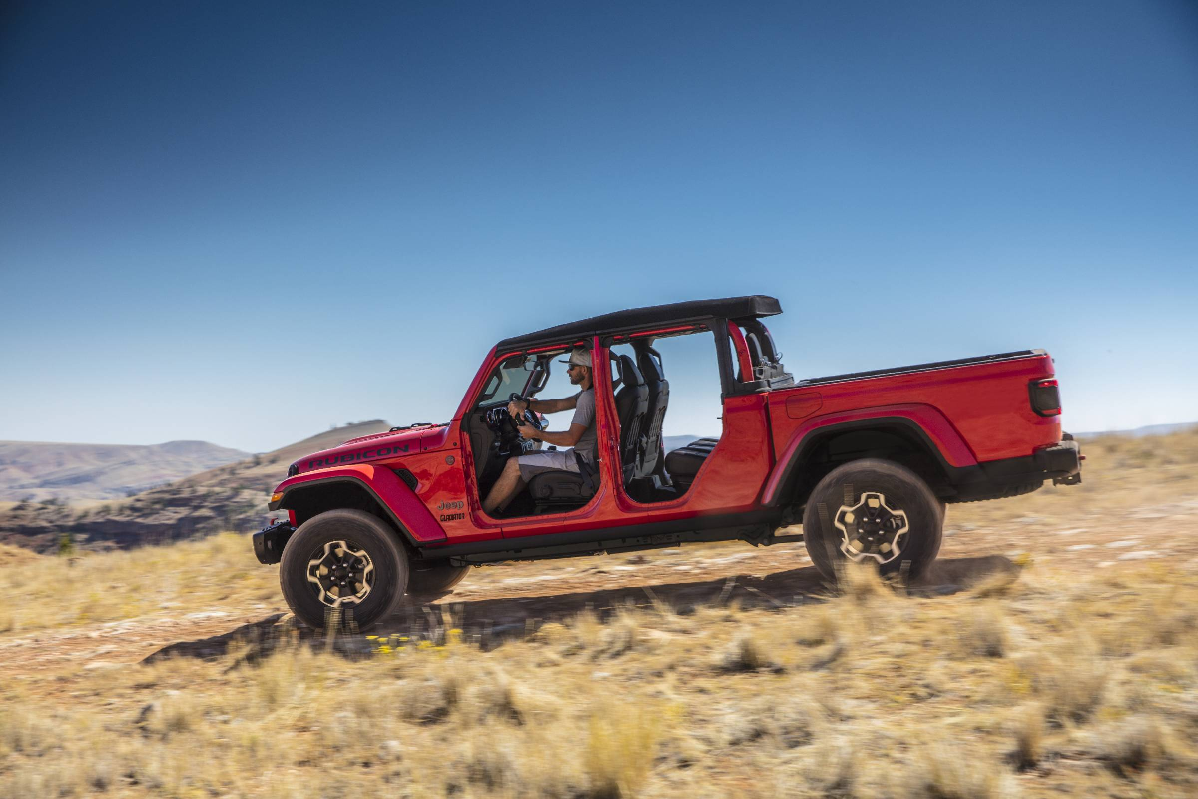 Build Your Ideal Jeep Pickup Online Gladiator Customizer Is Live Gearjunkie
