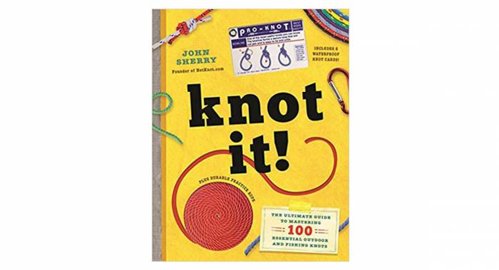 Knot It! Book