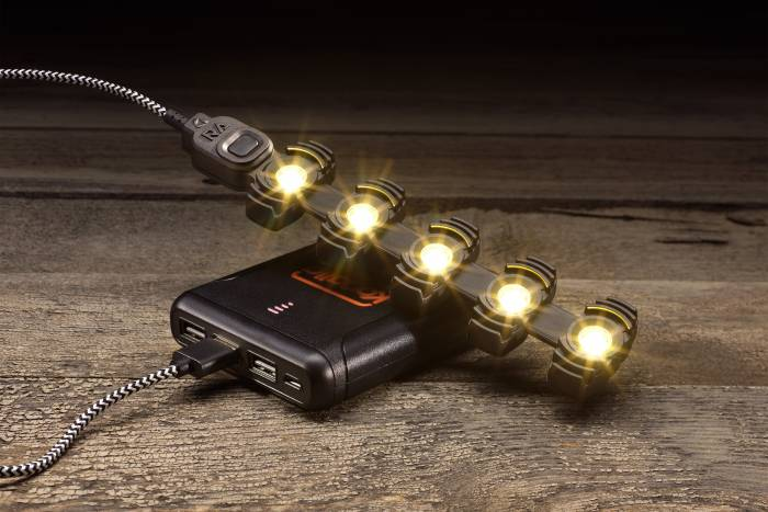 Kogalla RA Lights With BatPak 2