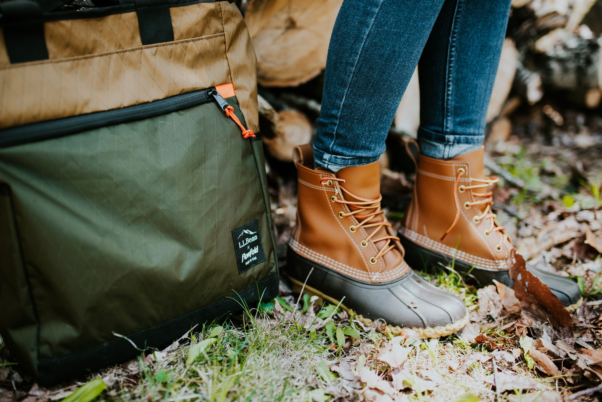 LL Bean x Flowfold - Gifts Made in the USA
