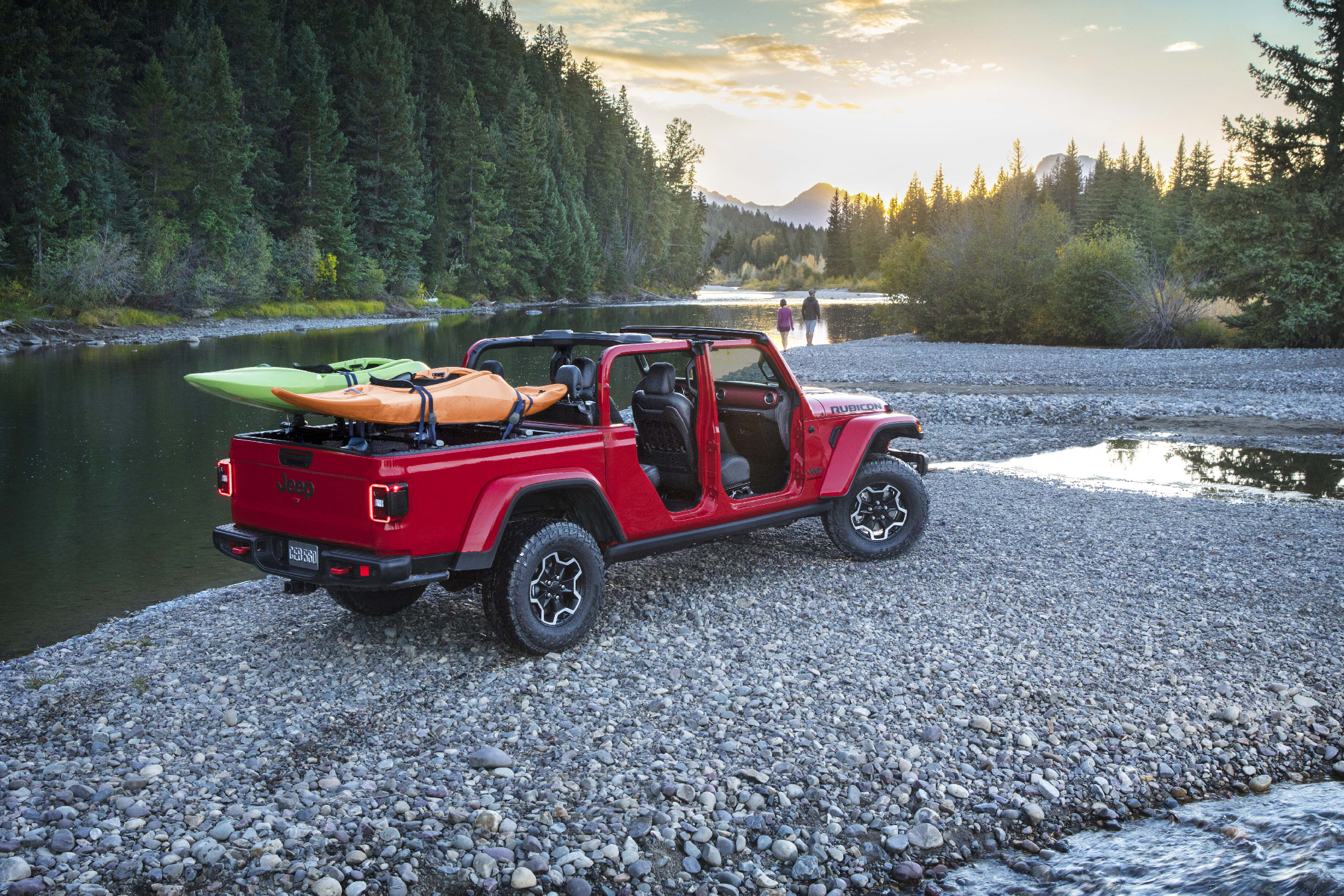 2020 Jeep Gladiator The Solid Axle Open Air Truck Of Your