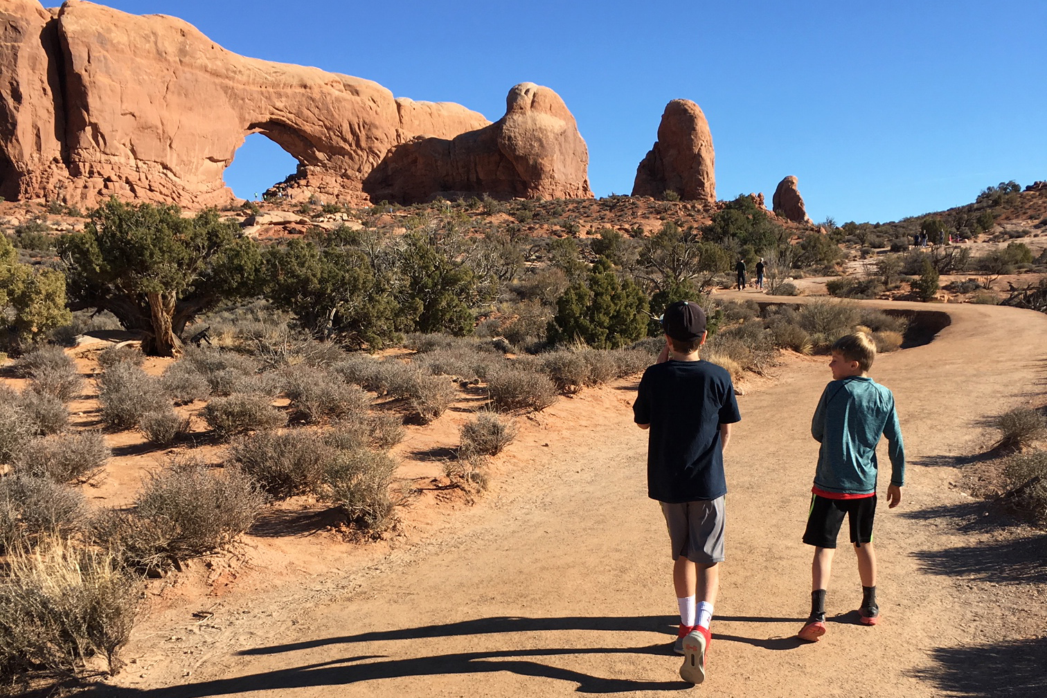 Thanksgiving in Moab