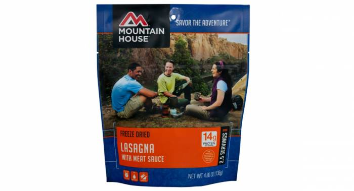 Mountain House Lasagna - Camping Gifts