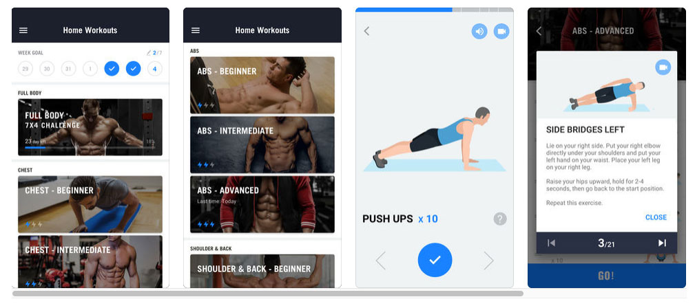Mobile Gyms: 3 Fitness Apps to Activate Your Home Routine | GearJunkie
