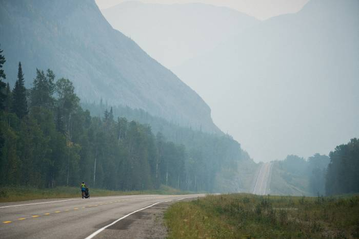 Pete Kostelnick runs Alaska to Florida
