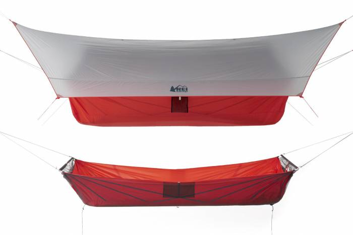 REI QD air hammock