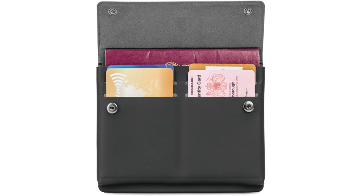 RFIDsafe Passport Wallet