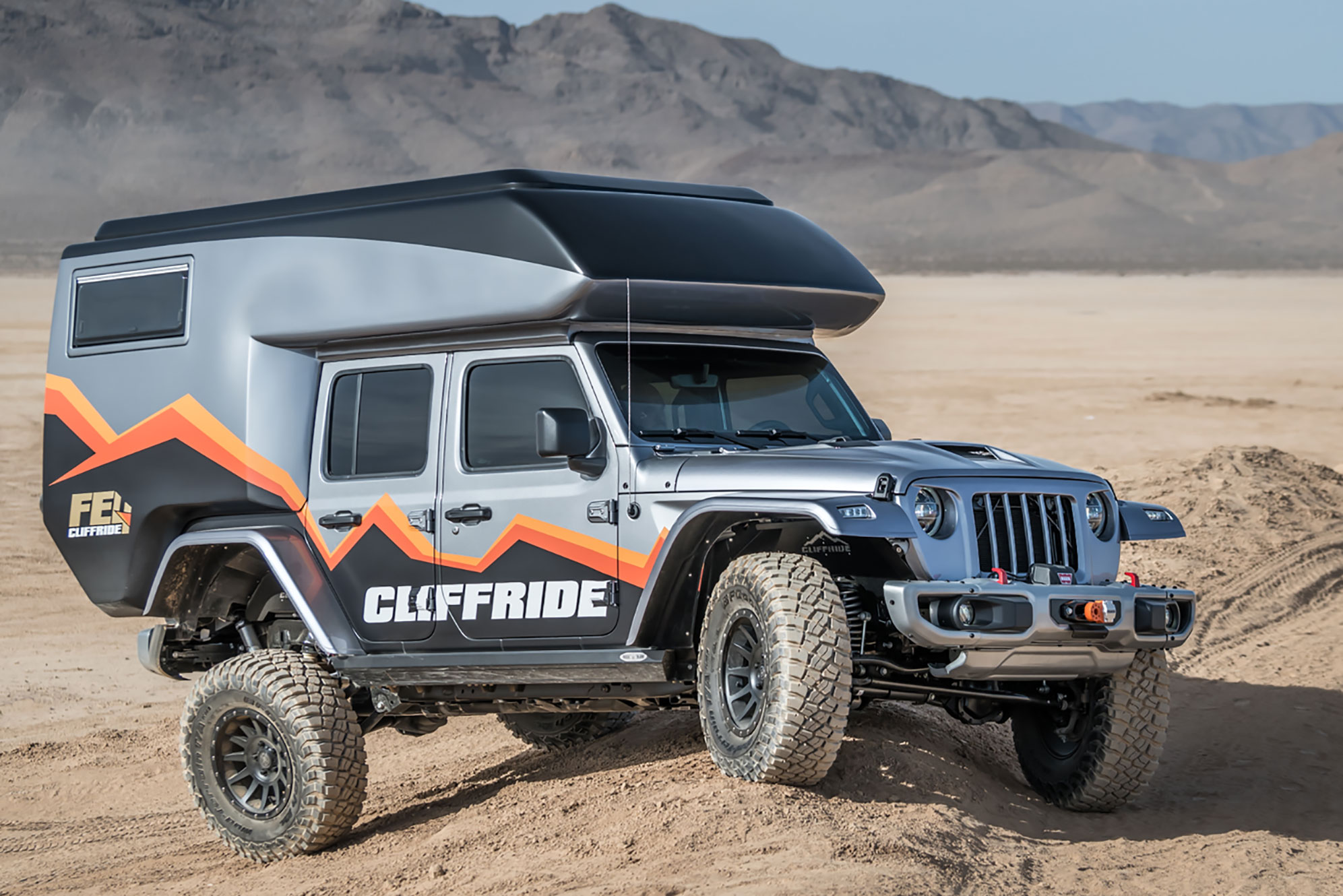 15 Crazy Jeeps From Sema 2018 Gearjunkie