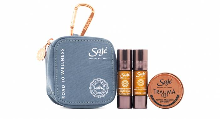 Saje Essential Oil Kit - Best Travel Gifts