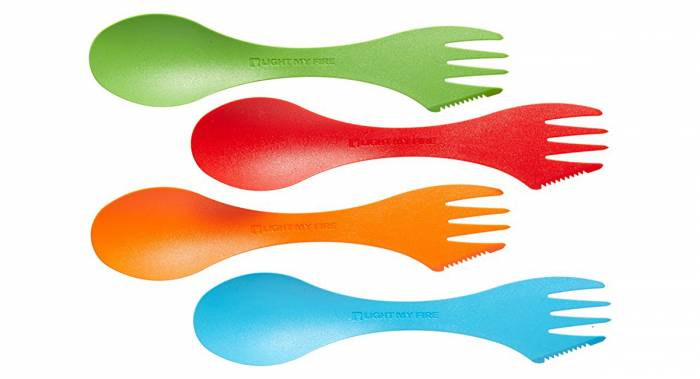 Spork Set Black Friday
