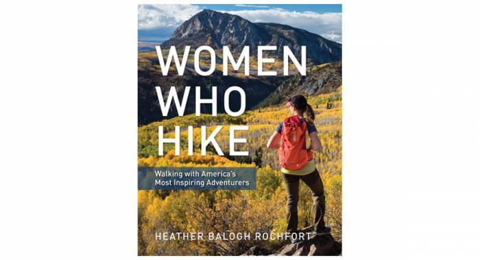 Women Who Hike Book