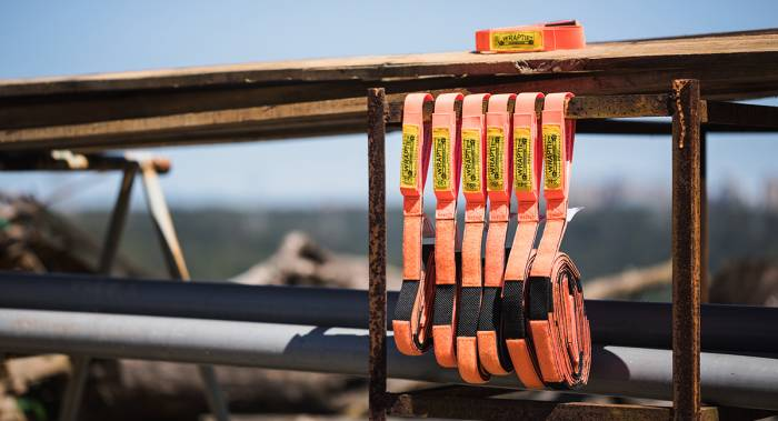 Wrap Tie Tie Down Straps - Outdoor Gifts
