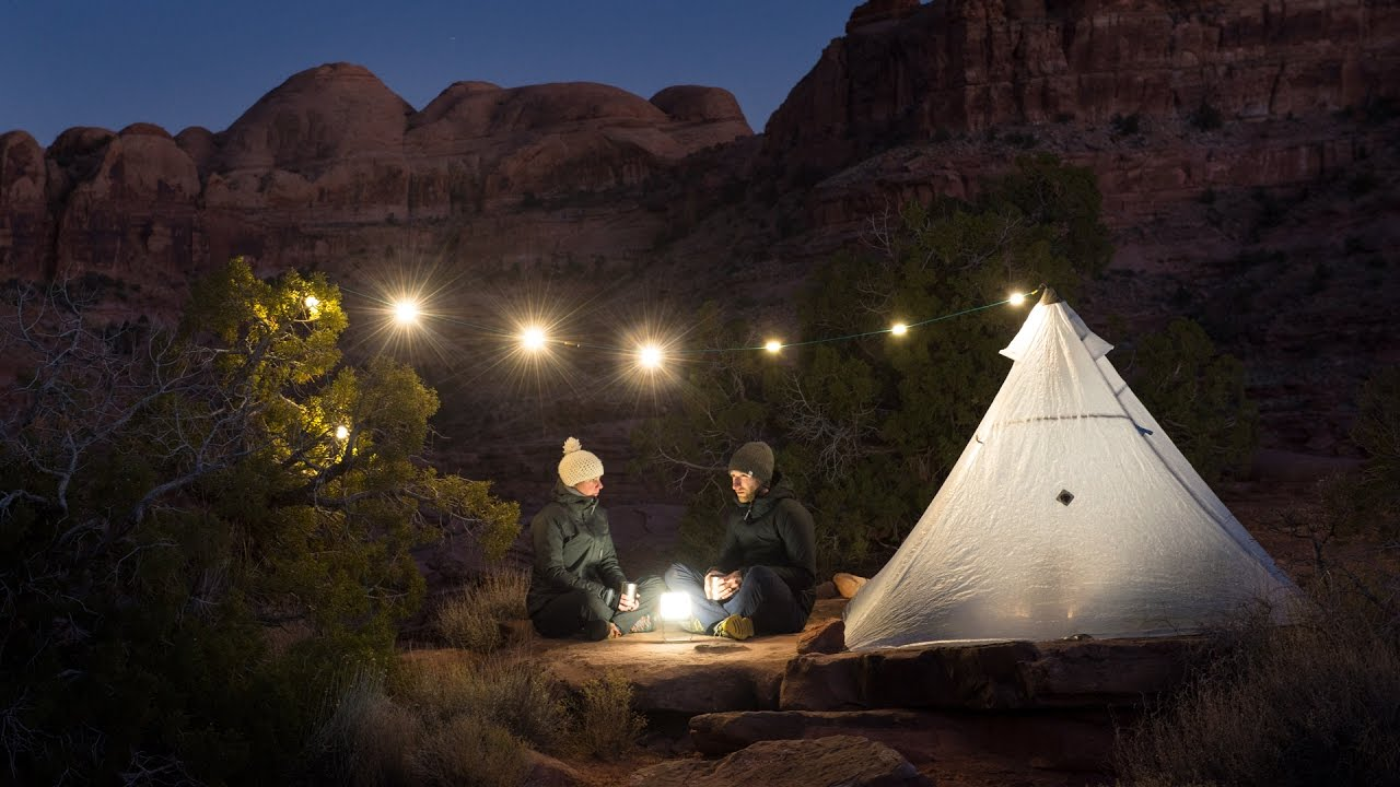 biolite site light mini - camping gifts