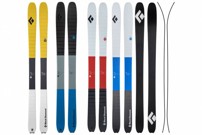 black diamond ski sale