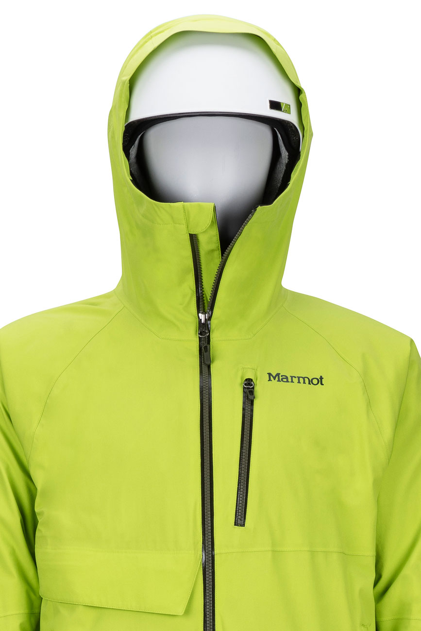 Marmot Castle Peak jacket Polartec NeoShell