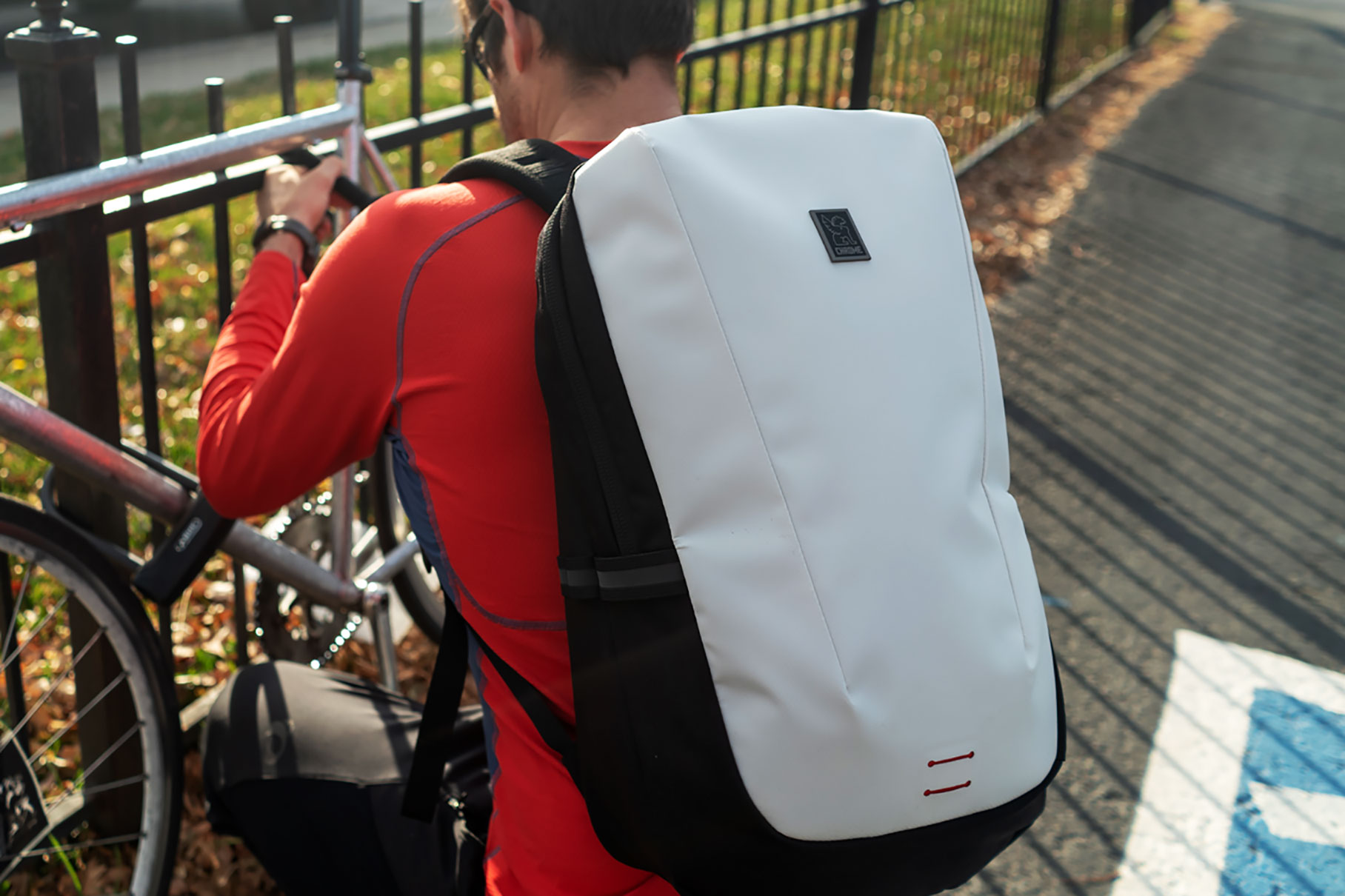 b42a4a8bb143 Chrome Launches  Most Comfortable  Commuter Backpack