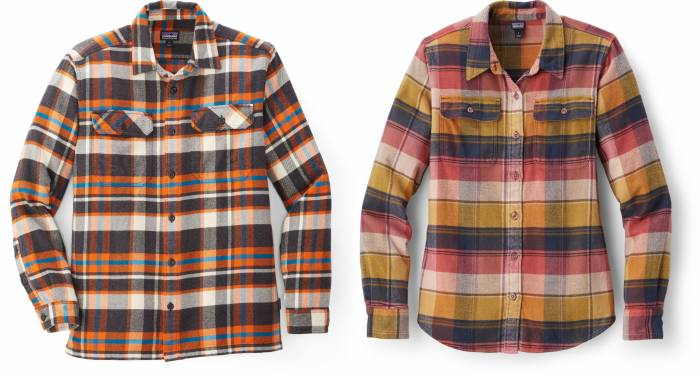 Patagonia Flannel Sale