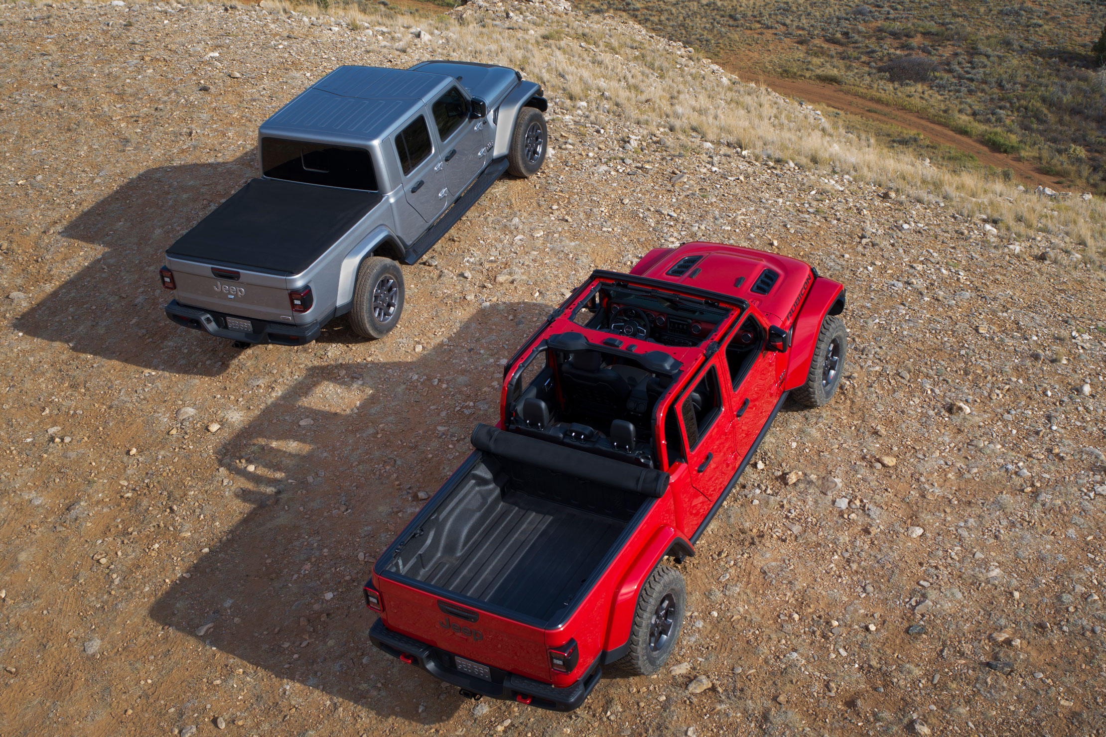 2020 Jeep Gladiator: The Solid-Axle, Open-Air Truck of Your