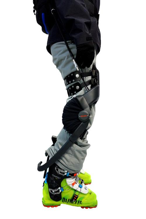 Robo Ski Legs Receive $12 Million Investment From Yamaha