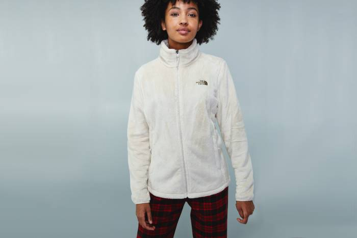 the north face fleece