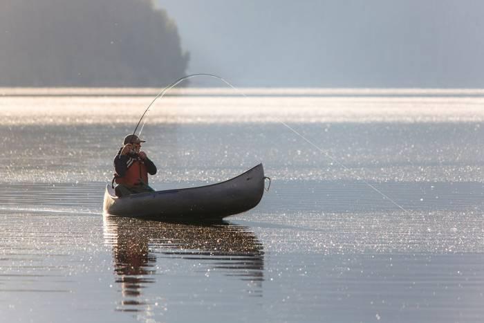 OnX Hunt app for fishing