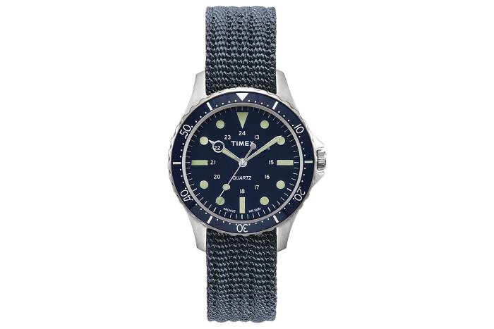 Timex Navi Harbor Field Watch