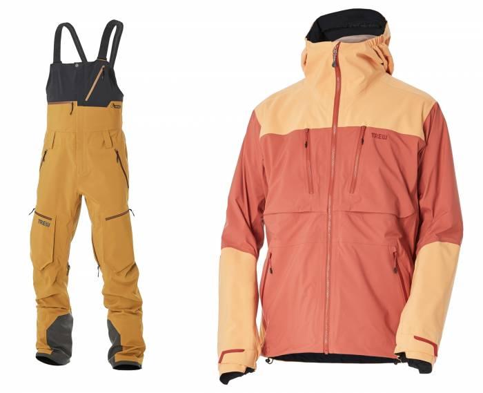 Trew Capow Bib and Jacket