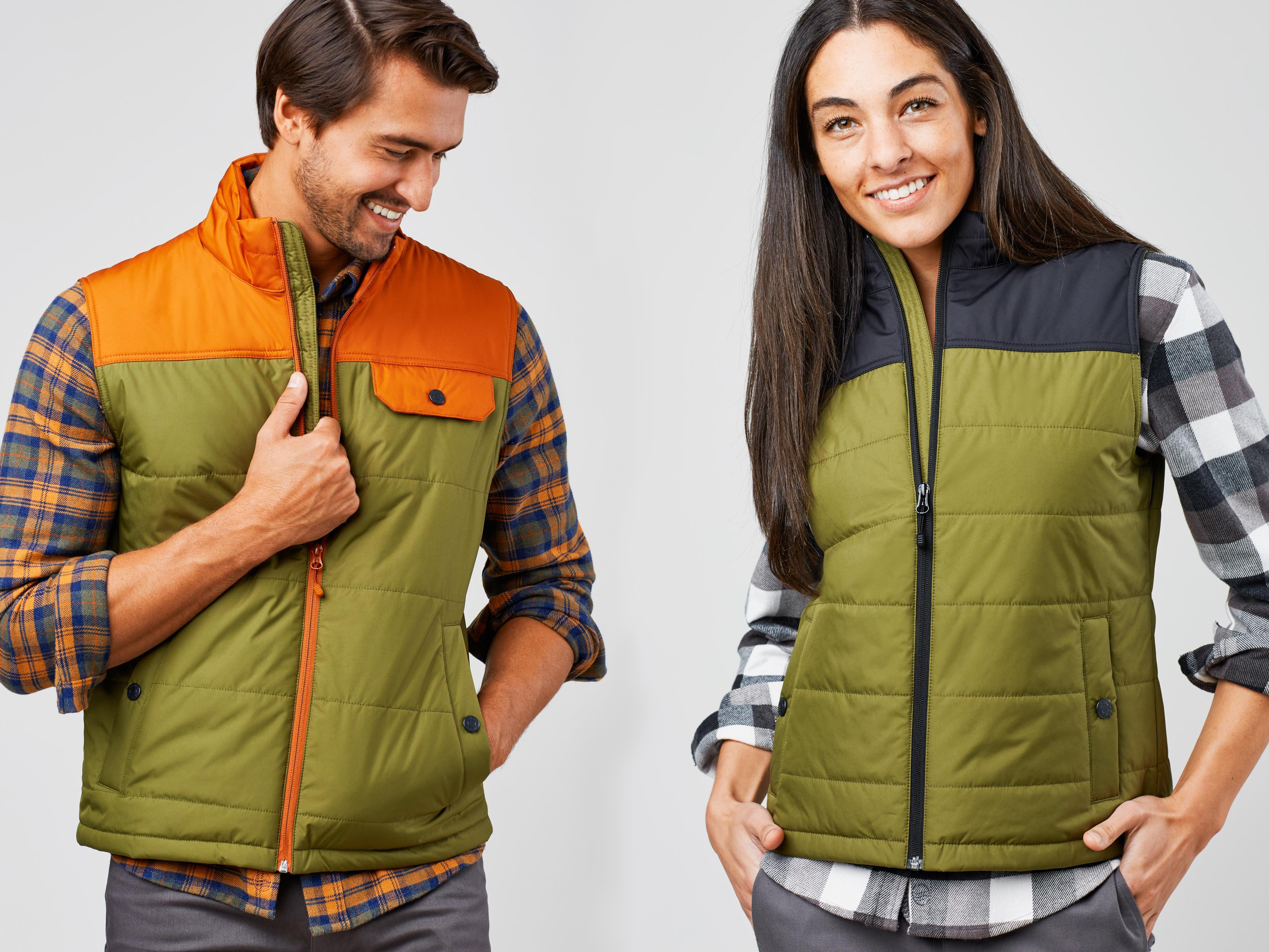 united by blue bison puffer sale