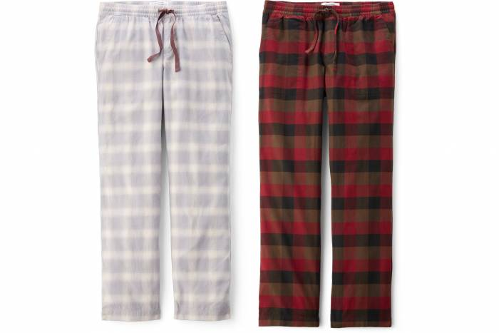 wallace lake flannel pants