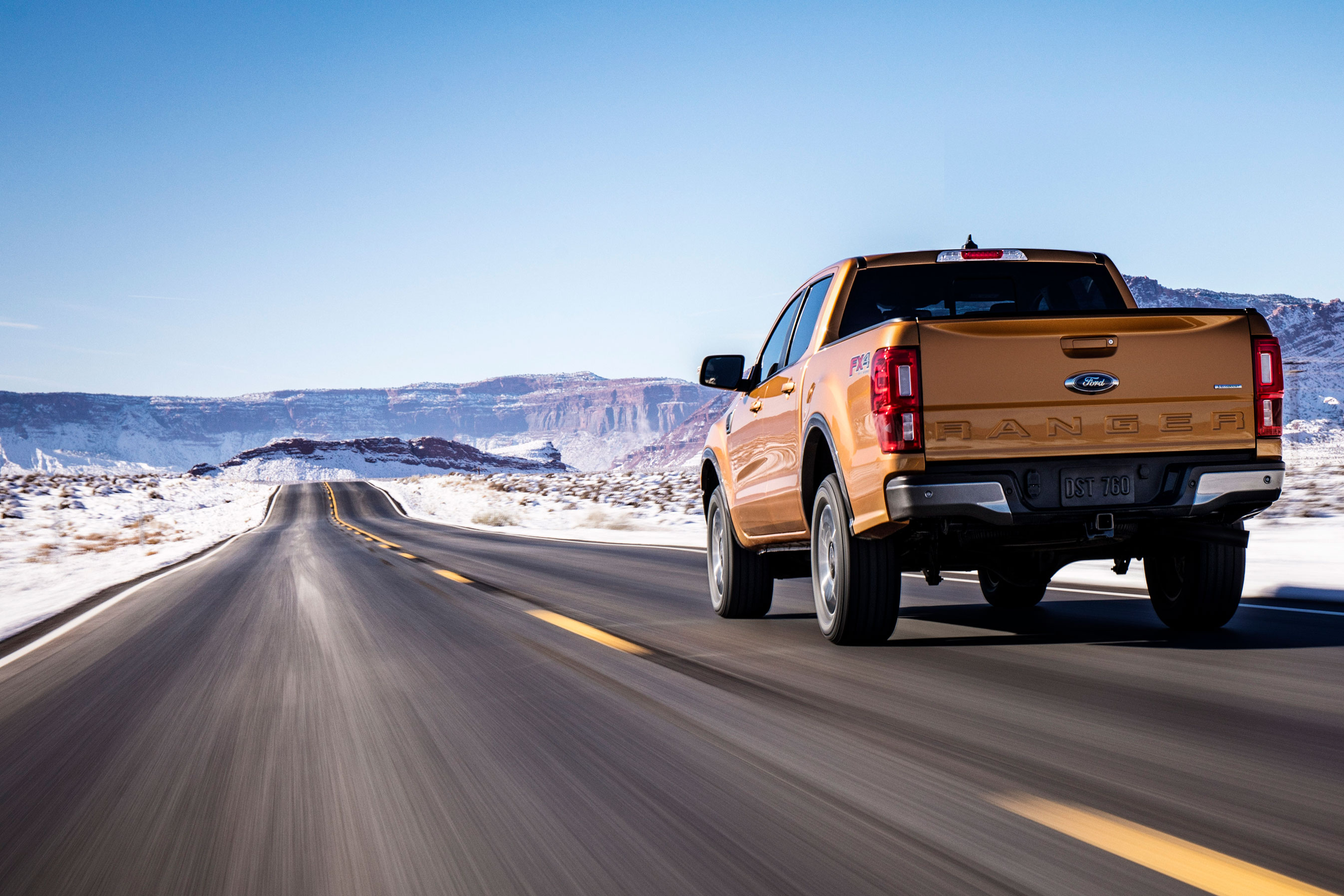 2019 Ford Ranger Wins Mpg Title Gearjunkie