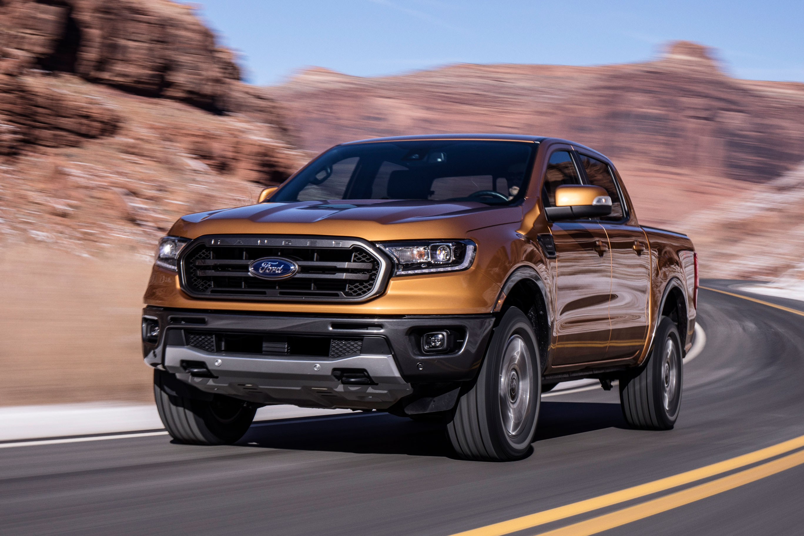 2019 ford ranger wins mpg title