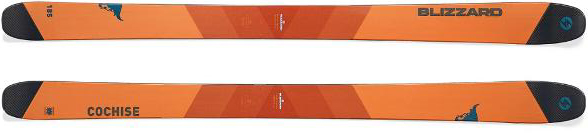 Blizzard Cochise Men's Skis