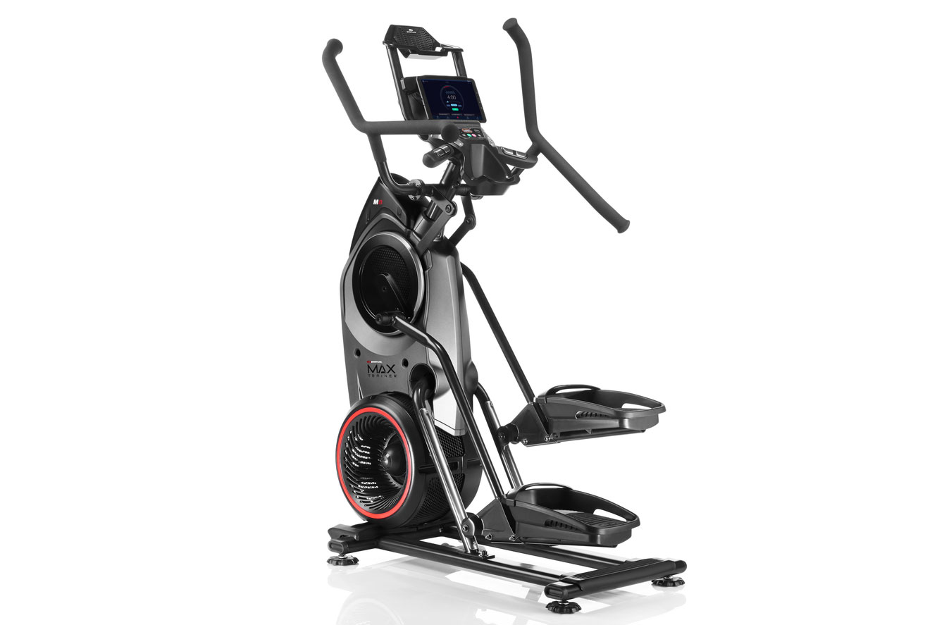 Try Bowflex Max >> Bowflex Max Trainer M8 With Ai Coach Review Gearjunkie