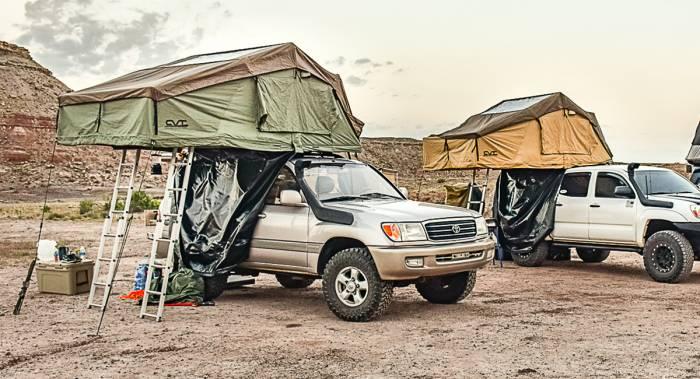 CVT Mt. Denali Rooftop Tent