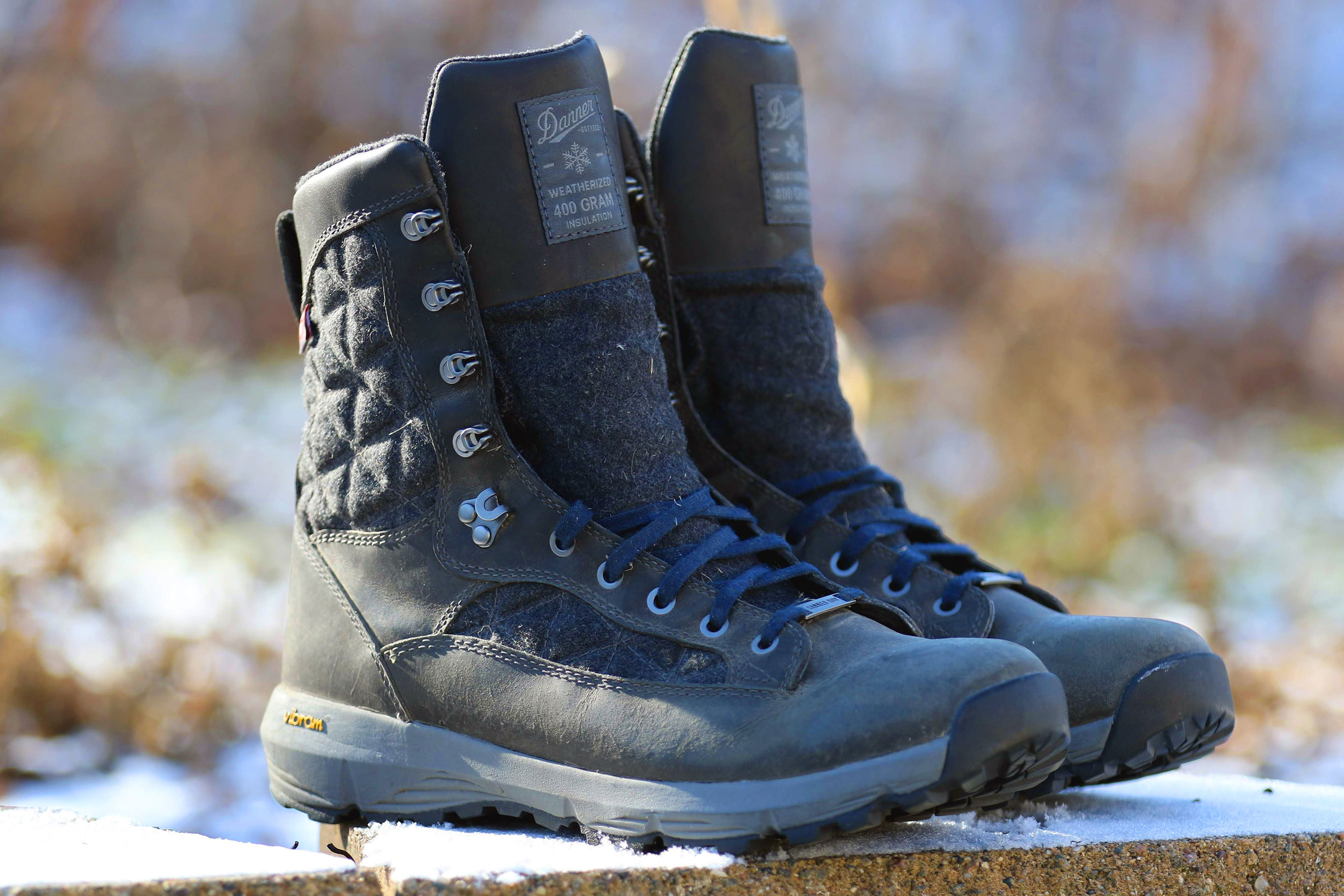 4d90d64c810 Warmth-to-Weight Sweet Spot (for Your Feet): Danner Raptor 650 First ...