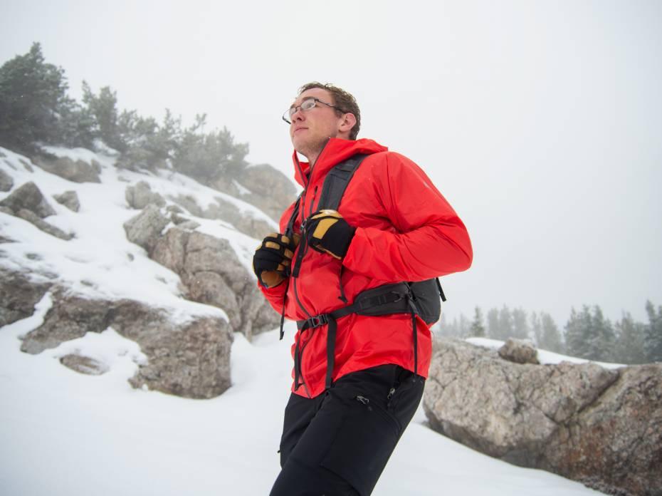 Eddie Bauer 2019 BC Uplift Sandstone Gear Test