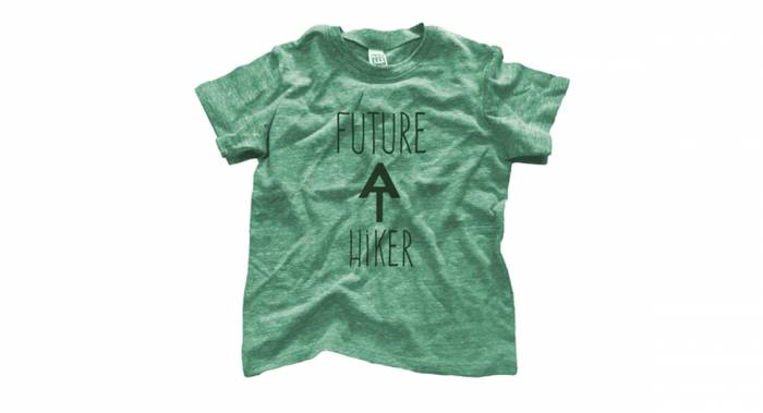 FutureHikerKidShirt