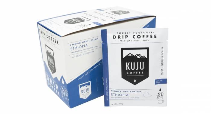 KUJU Single Origin Pourover Coffee