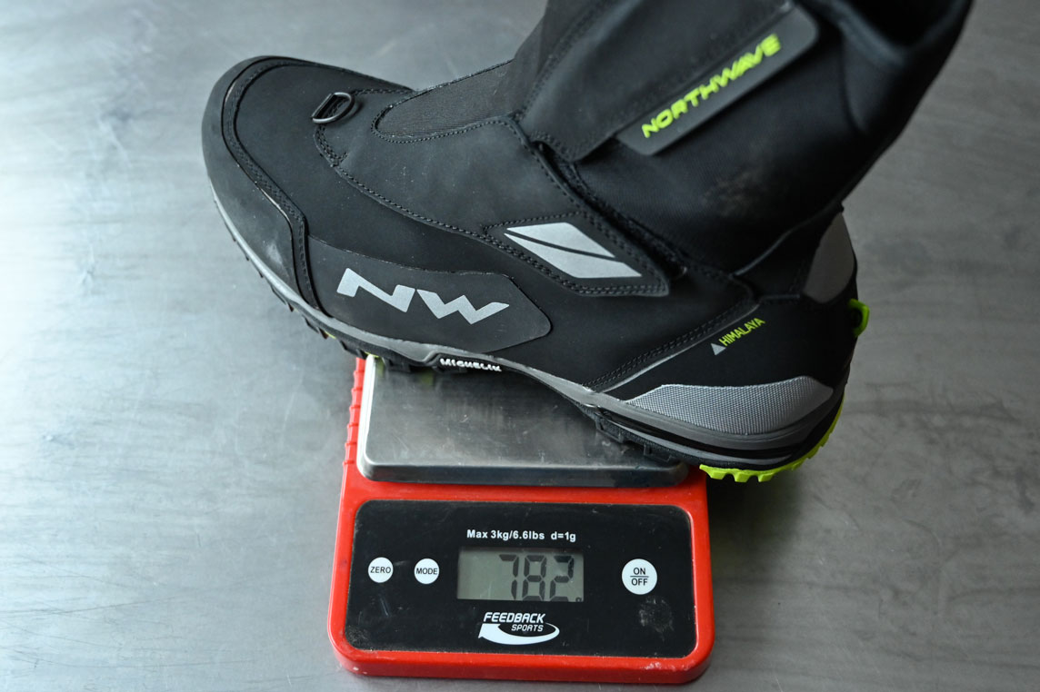 Northwave Himalaya cycling boots