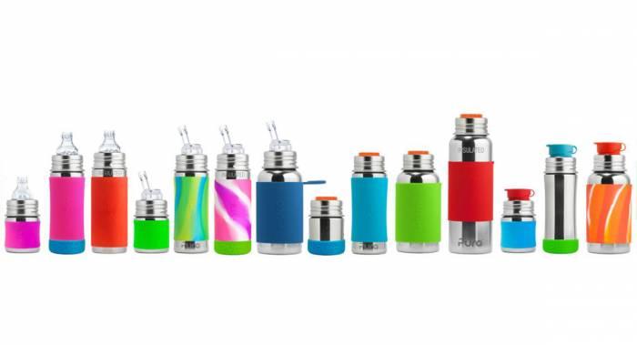 Pura Water Bottles