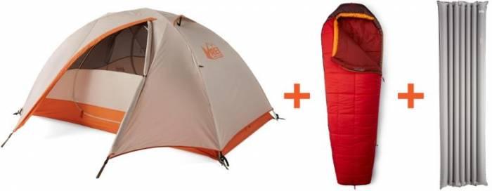 REI Backpacking Bundle