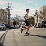 Rickey Gates Runs all of San Francisco Streets