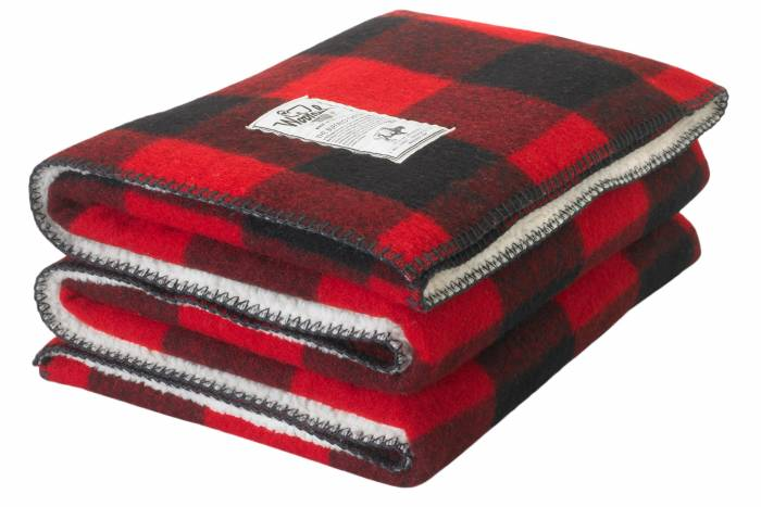 Woolrich blanket
