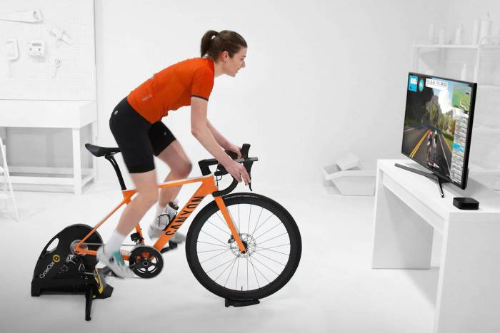 Indoor Cycling 'Game' Trainer Raises $120 Million | GearJunkie