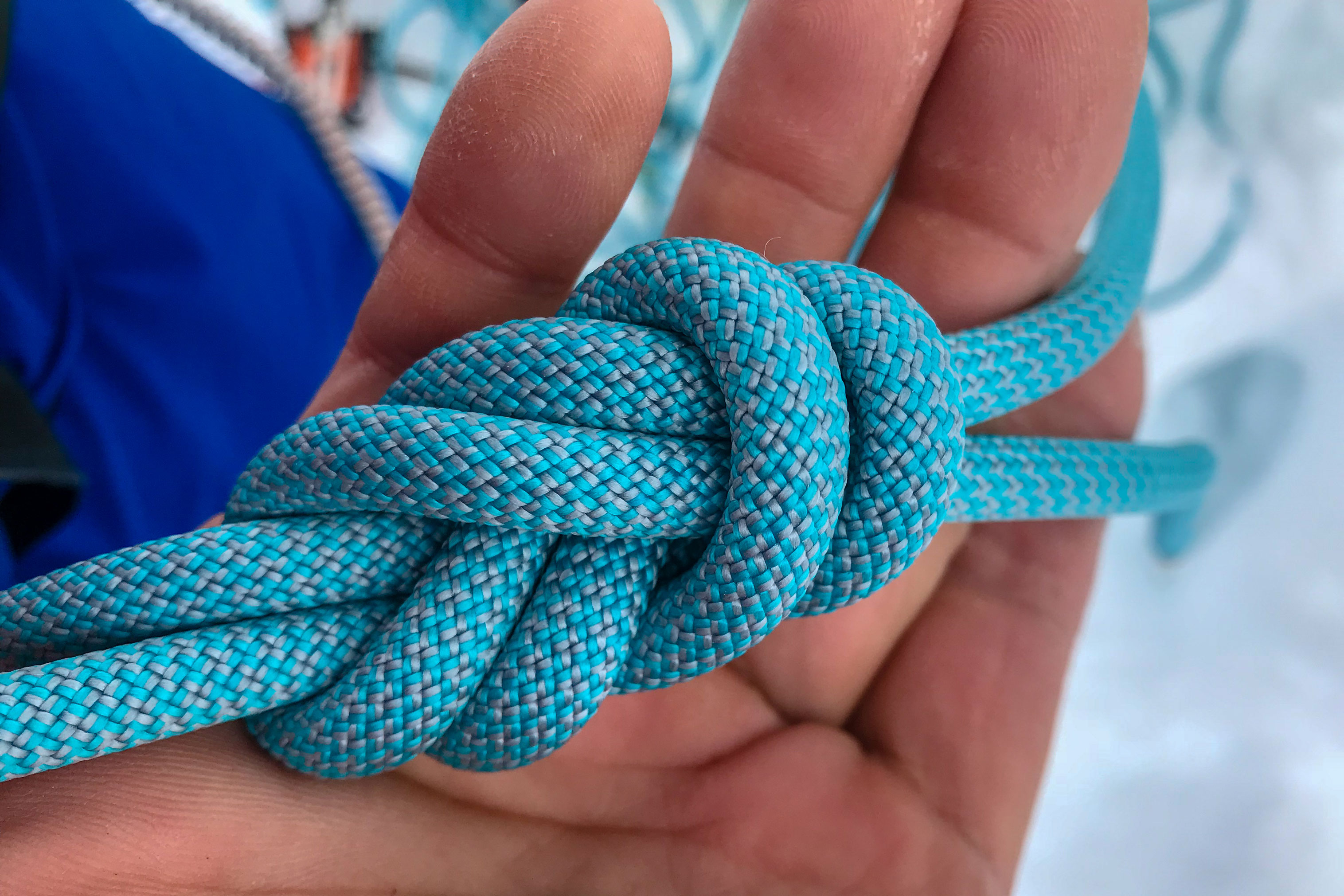 Edelrid Skimmer Pro Dry 7.1 combing rope